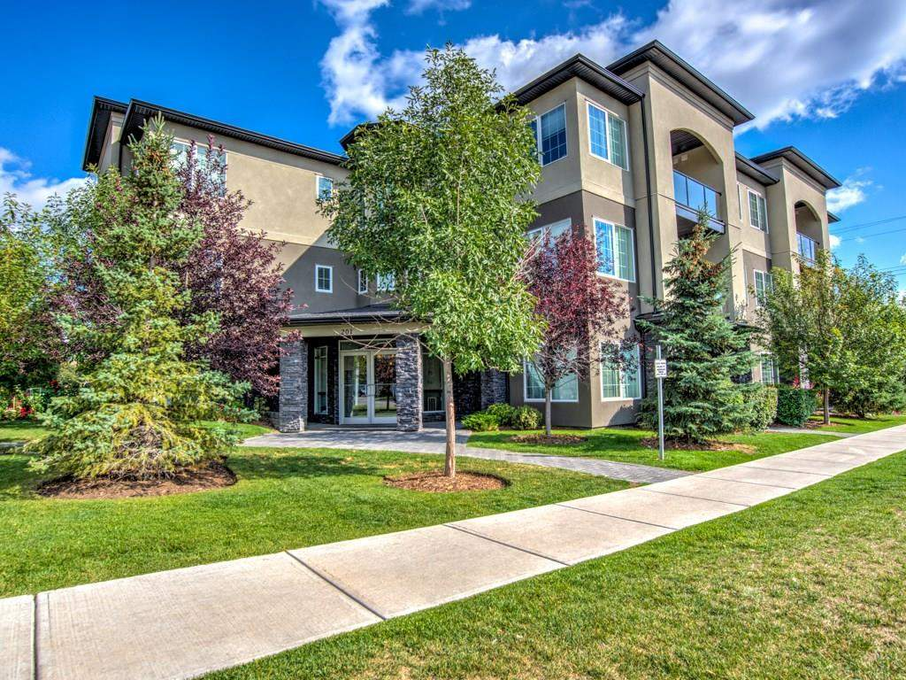 MLS® #C4204773 - #206 201 20 AV Ne in Tuxedo Park Calgary, Apartment Open Houses
