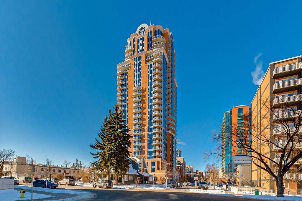 MLS® #C4205302 - #2302 817 15 AV Sw in Beltline Calgary, Apartment Open Houses