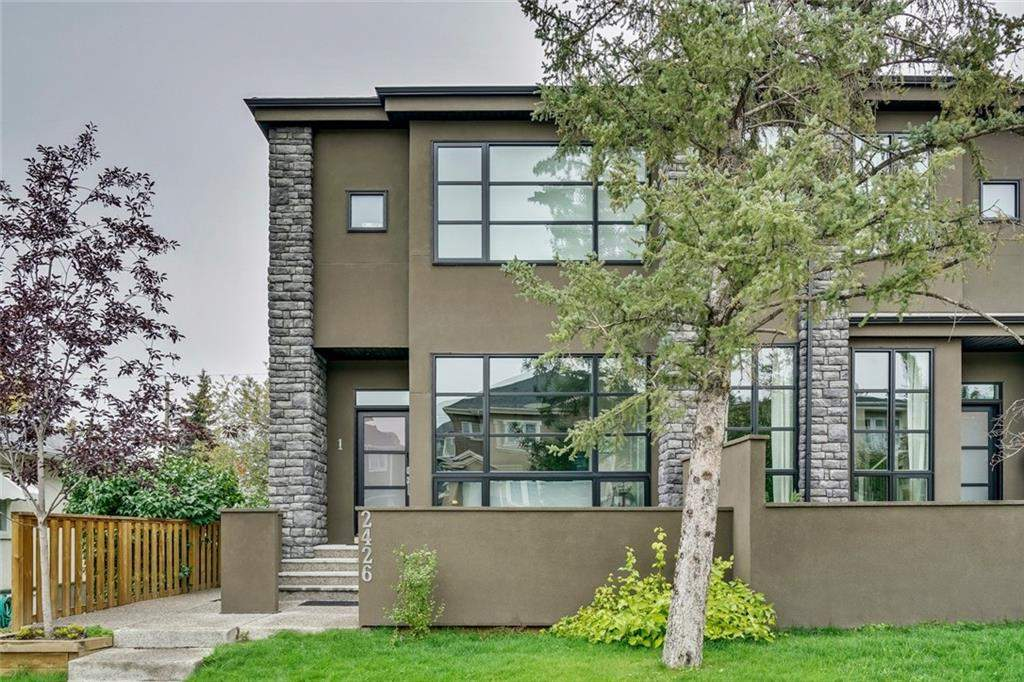 MLS® #C4205340 - #1 2426 29 ST Sw in Killarney/Glengarry Calgary, Attached Open Houses
