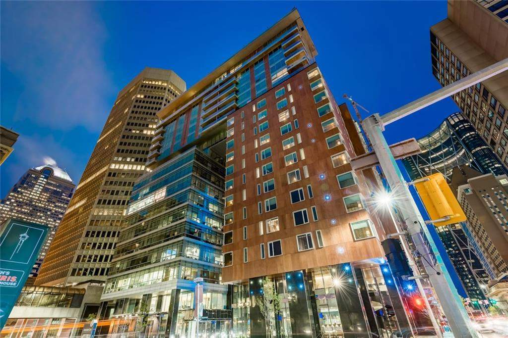 MLS® #C4205637 - #1501 108 9 AV Sw in Downtown Commercial Core Calgary, Apartment Open Houses