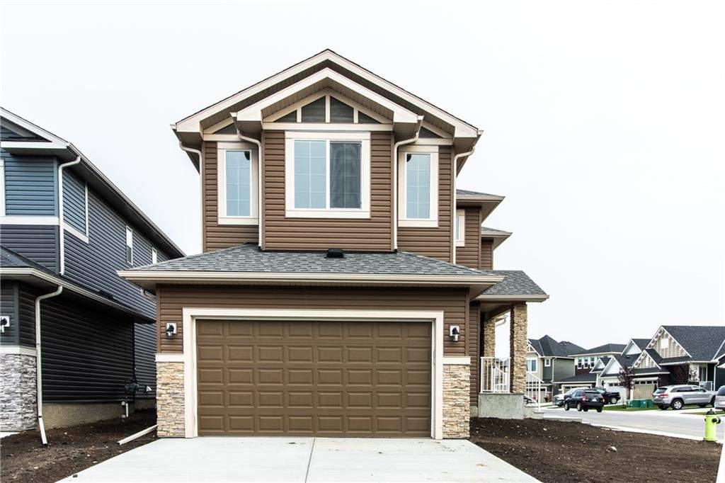 MLS® #C4205677 - 49 Baywater Ln Sw in Bayside Airdrie, Detached Open Houses