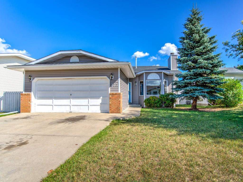 MLS® #C4205952 - 323 Maple Tree Wy in Maplewood Strathmore, Detached Open Houses