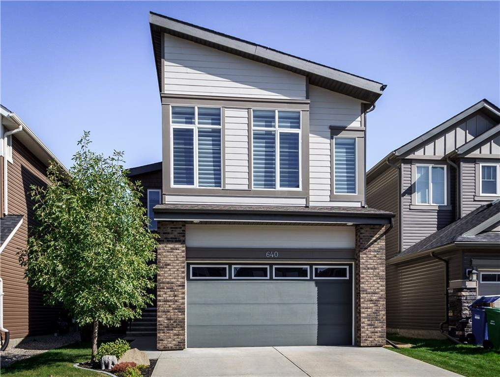 MLS® #C4206448 - 640 Evanston DR Nw in Evanston Calgary, Detached Open Houses