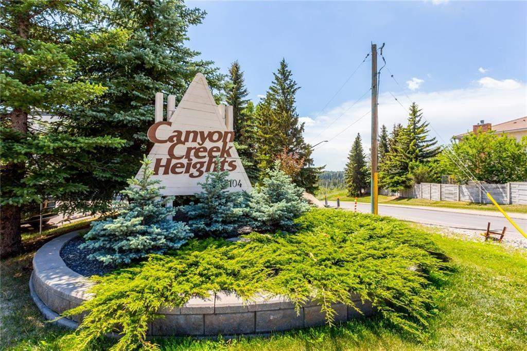 MLS® #C4207903 - #112 13104 Elbow DR Sw in Canyon Meadows Calgary, Attached Open Houses