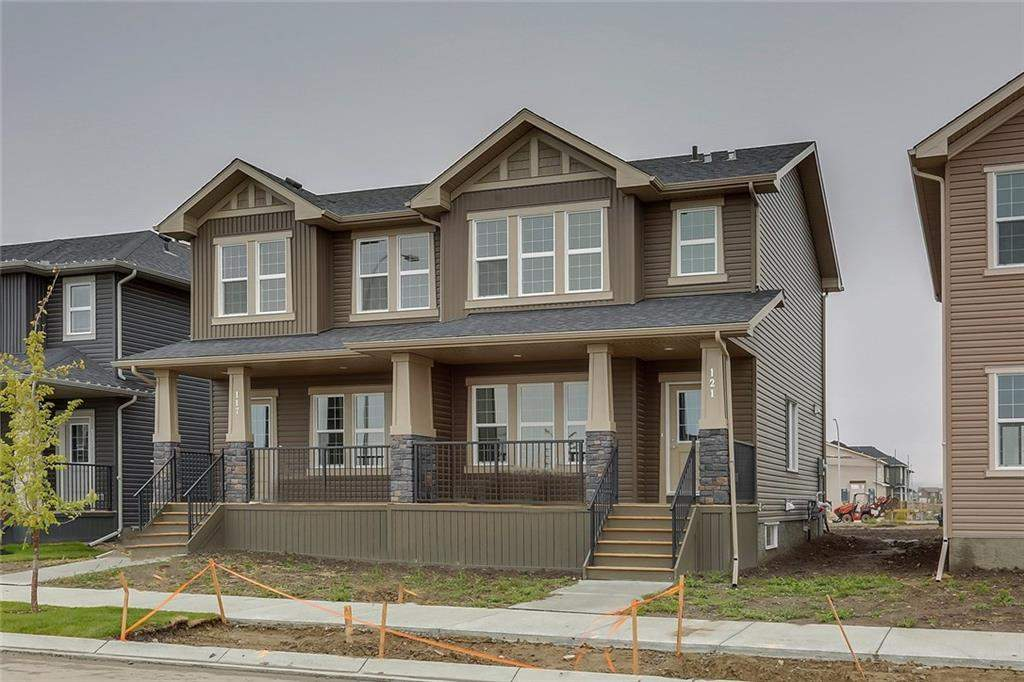 MLS® #C4208235 - 121 Evanston Hl Nw in Evanston Calgary, Attached Open Houses
