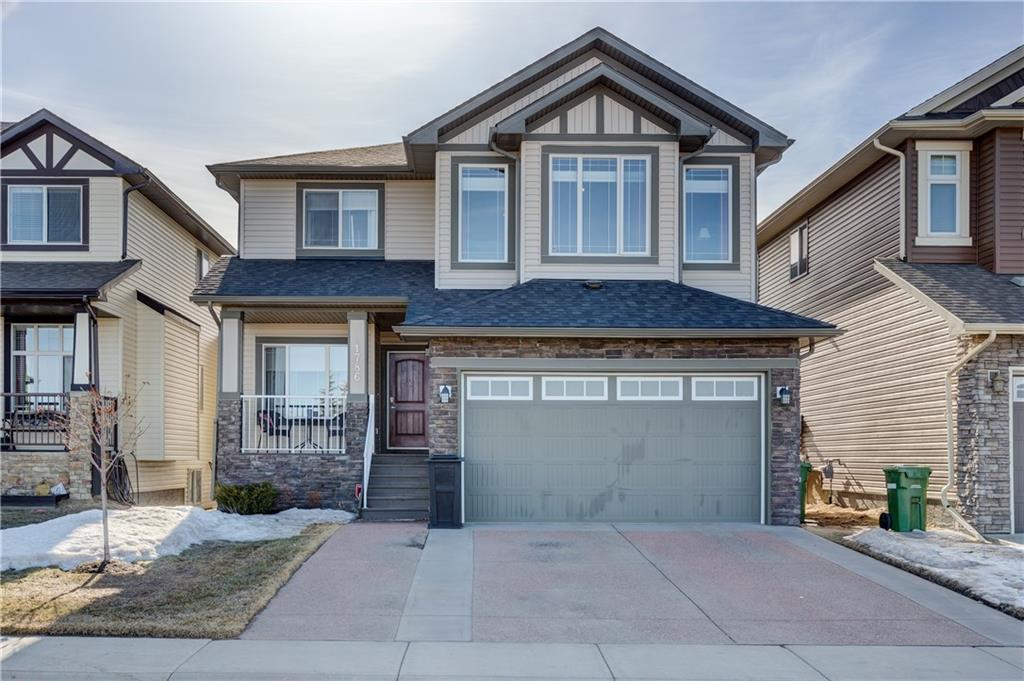 MLS® #C4208837 - 1786 Baywater ST Sw in Bayside Airdrie, Detached Open Houses