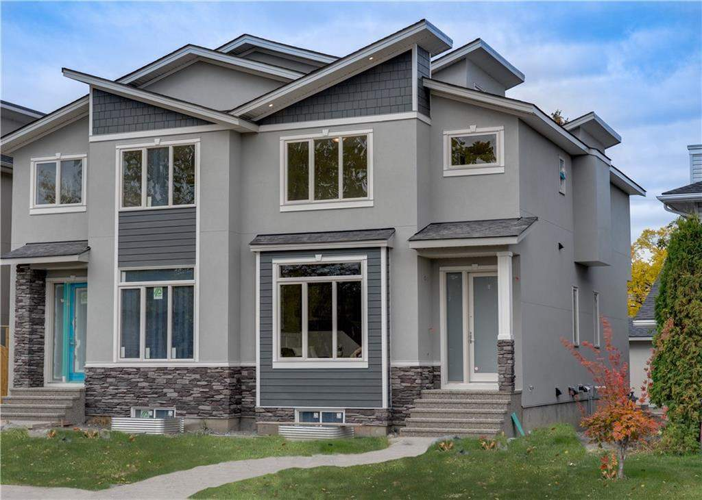 MLS® #C4209062 - 642 24 AV Nw in Mount Pleasant Calgary, Attached Open Houses