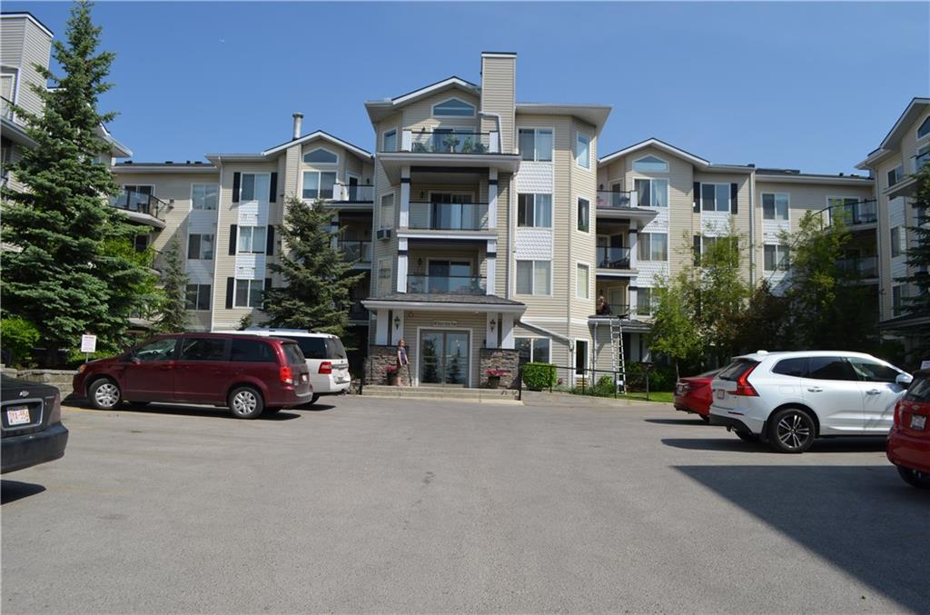 MLS® #C4209419 - #106 345 Rocky Vista Pa Nw in Rocky Ridge Calgary, Apartment Open Houses