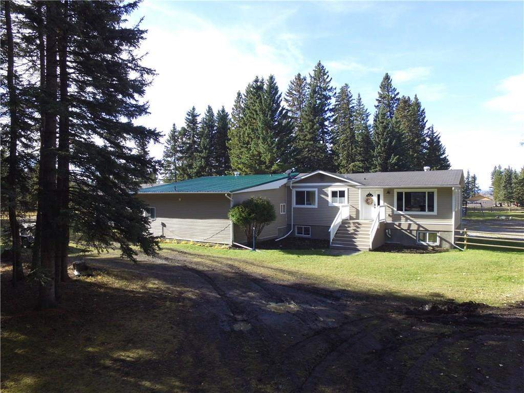 MLS® #C4209719 - 33058 Range RD 51 Na N in None Rural Mountain View County, Detached Open Houses