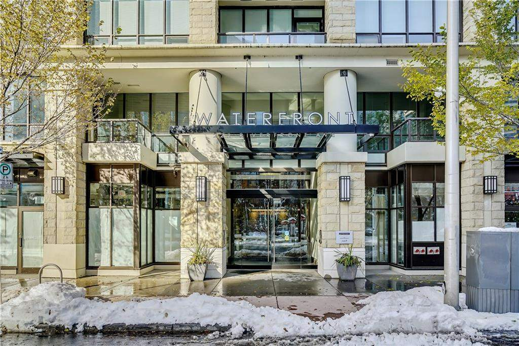 MLS® #C4209733 - #445 222 Riverfront AV Sw in Chinatown Calgary, Apartment Open Houses