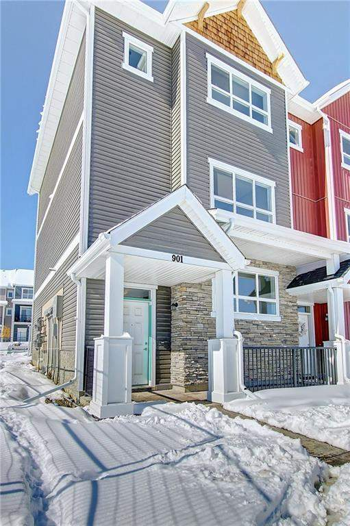 MLS® #C4209868 - #901 355 Nolancrest Ht Nw in Nolan Hill Calgary, Attached Open Houses
