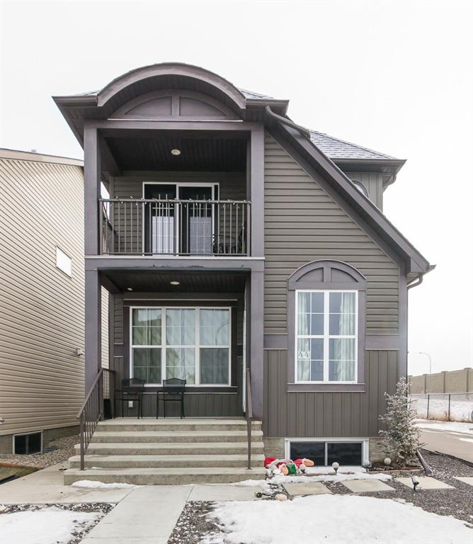 MLS® #C4209886 - 44 Autumn Vw Se in Auburn Bay Calgary, Detached Open Houses