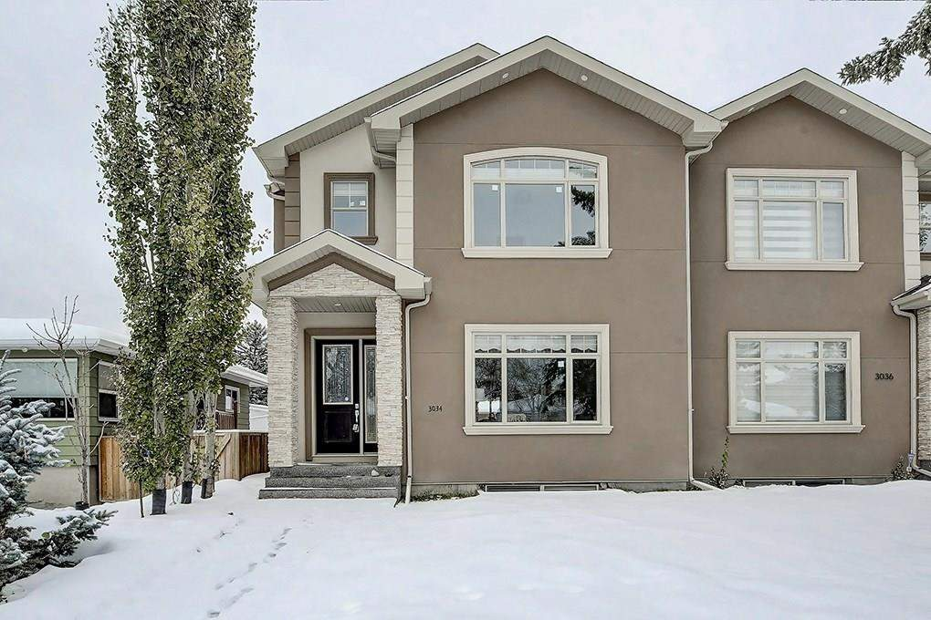 MLS® #C4210231 - 3034 28 ST Sw in Killarney/Glengarry Calgary, Attached Open Houses