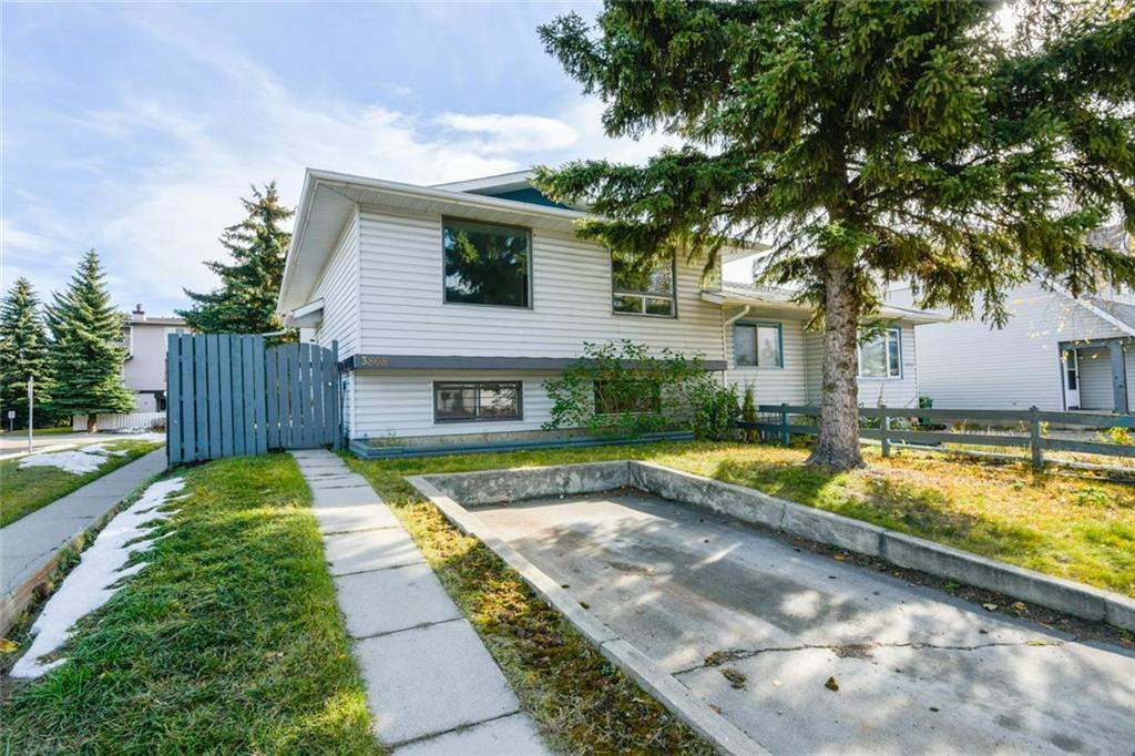 MLS® #C4211028 - 3808 Fonda WY Se in Forest Heights Calgary, Attached Open Houses