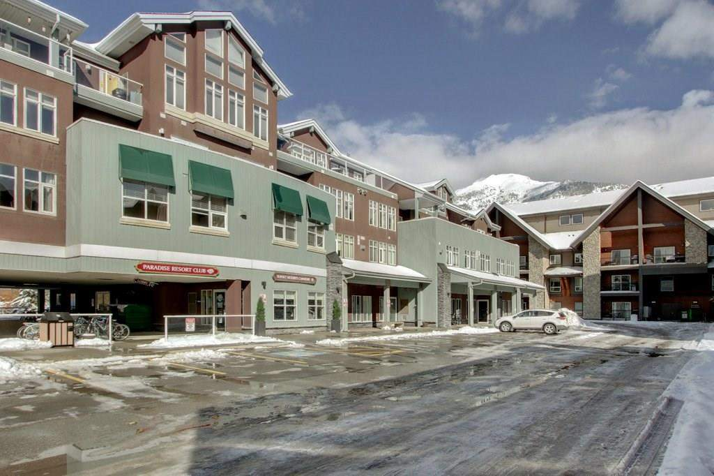 MLS® #C4213779 - #310 1151 Sidney St in Bow Valley Trail Canmore, Apartment Open Houses