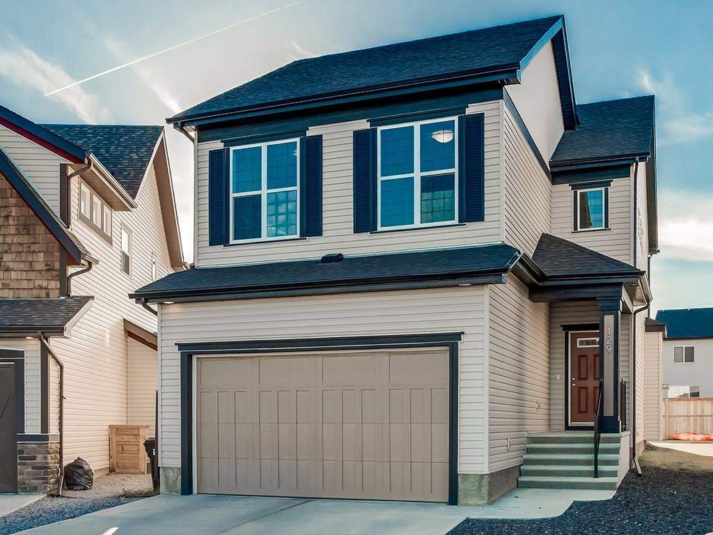 MLS® #C4213813 - 129 Copperpond Gr Se in Copperfield Calgary, Detached Open Houses