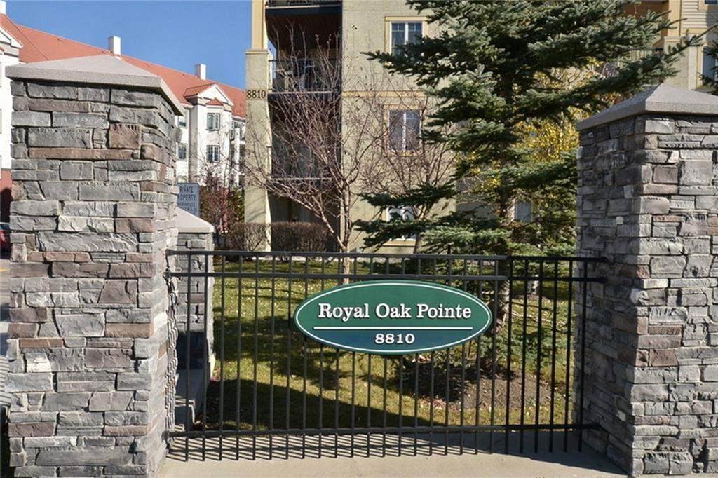 MLS® #C4213836 - #1122 8810 Royal Birch Bv Nw in Royal Oak Calgary, Apartment Open Houses
