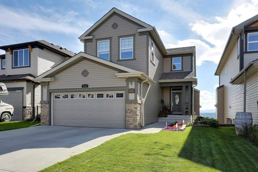 MLS® #C4213909 - 113 Sunset Vw in Sunset Ridge Cochrane, Detached Open Houses