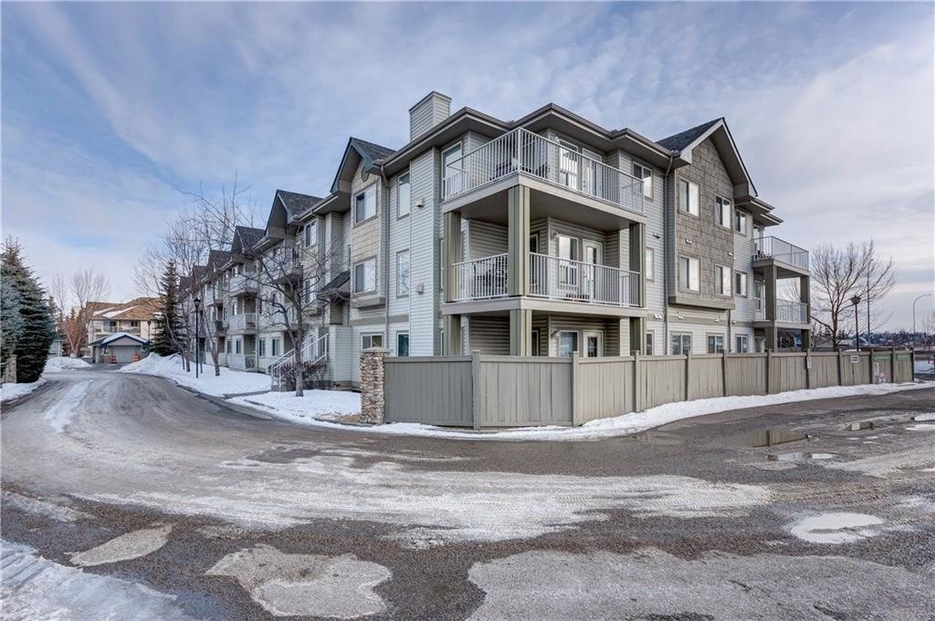MLS® #C4214291 - #302 7 Harvest Gold Mr Ne in Harvest Hills Calgary, Apartment Open Houses