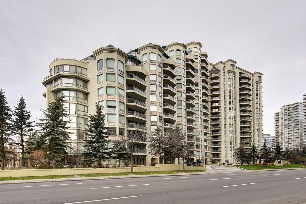 MLS® #C4214755 - #1504 1108 6 AV Sw in Downtown West End Calgary, Apartment Open Houses