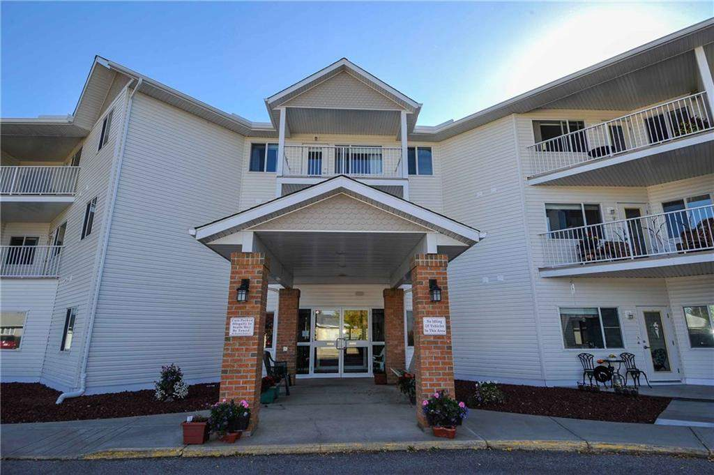 MLS® #C4215410 - #110 3 Parklane Wy in Downtown_Strathmore Strathmore, Apartment Open Houses