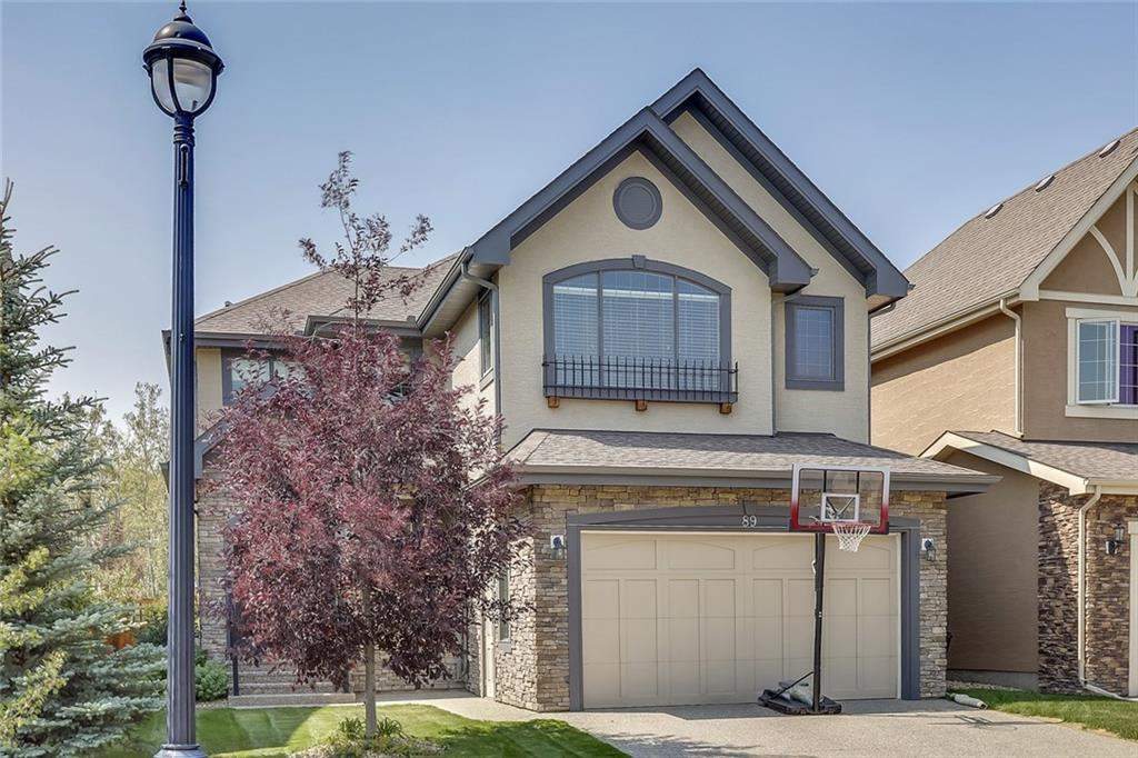 MLS® #C4215724 - 89 West Coach WY Sw in West Springs Calgary, Detached Open Houses