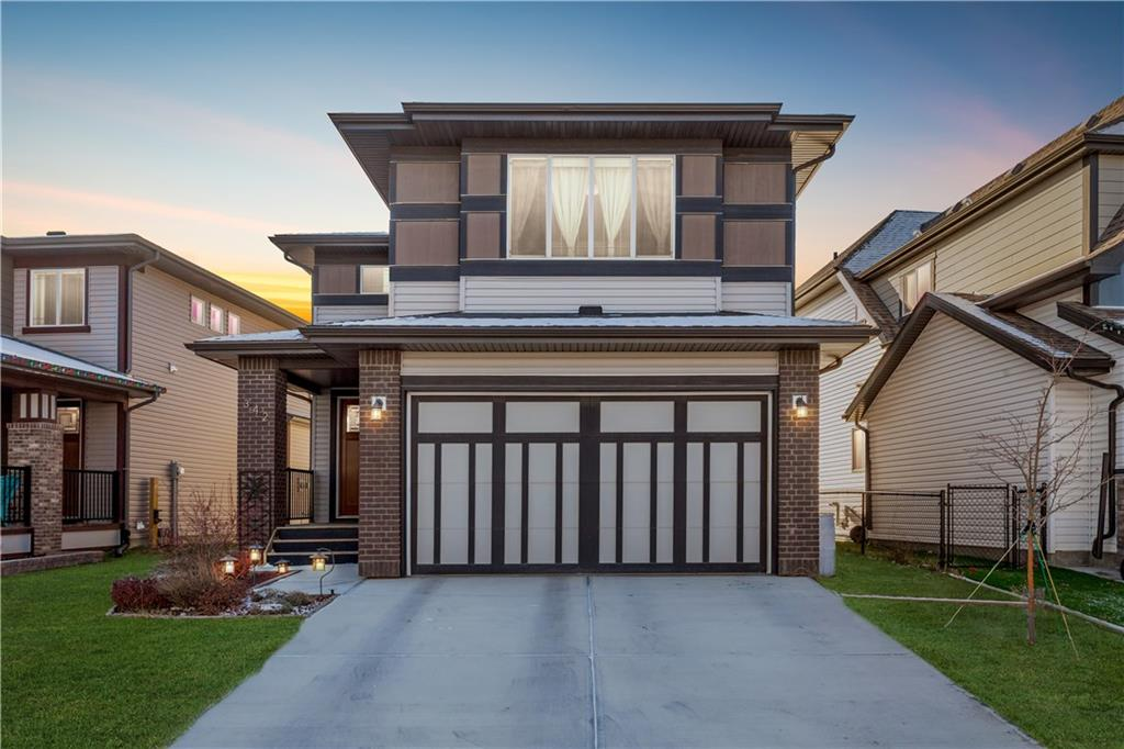 MLS® #C4215805 - 342 Reunion Gr Nw in Reunion Airdrie, Detached Open Houses