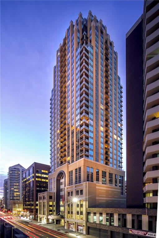 MLS® #C4215997 - #1103 930 6 AV Sw in Downtown Commercial Core Calgary, Apartment Open Houses