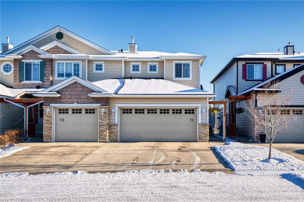 MLS® #C4216001 - 71 Royal Birch Mt Nw in Royal Oak Calgary, Attached Open Houses