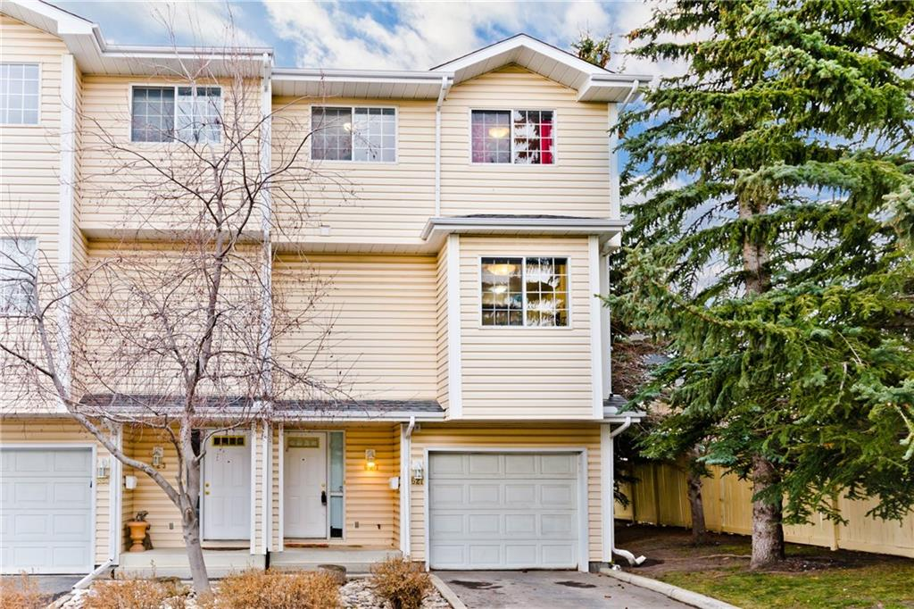 MLS® #C4216294 - 627 Hawkstone Mr Nw in Hawkwood Calgary, Attached Open Houses