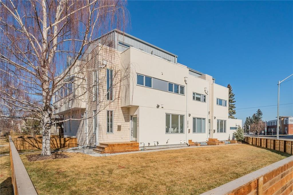 MLS® #C4216319 - 2844 25a ST Sw in Richmond Calgary, Attached Open Houses