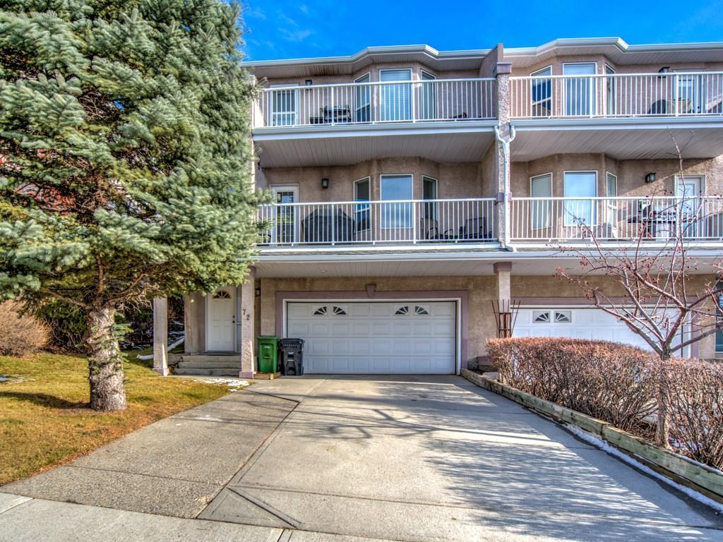 MLS® #C4216448 - 72 Sierra Morena Gr Sw in Signal Hill Calgary, Attached Open Houses
