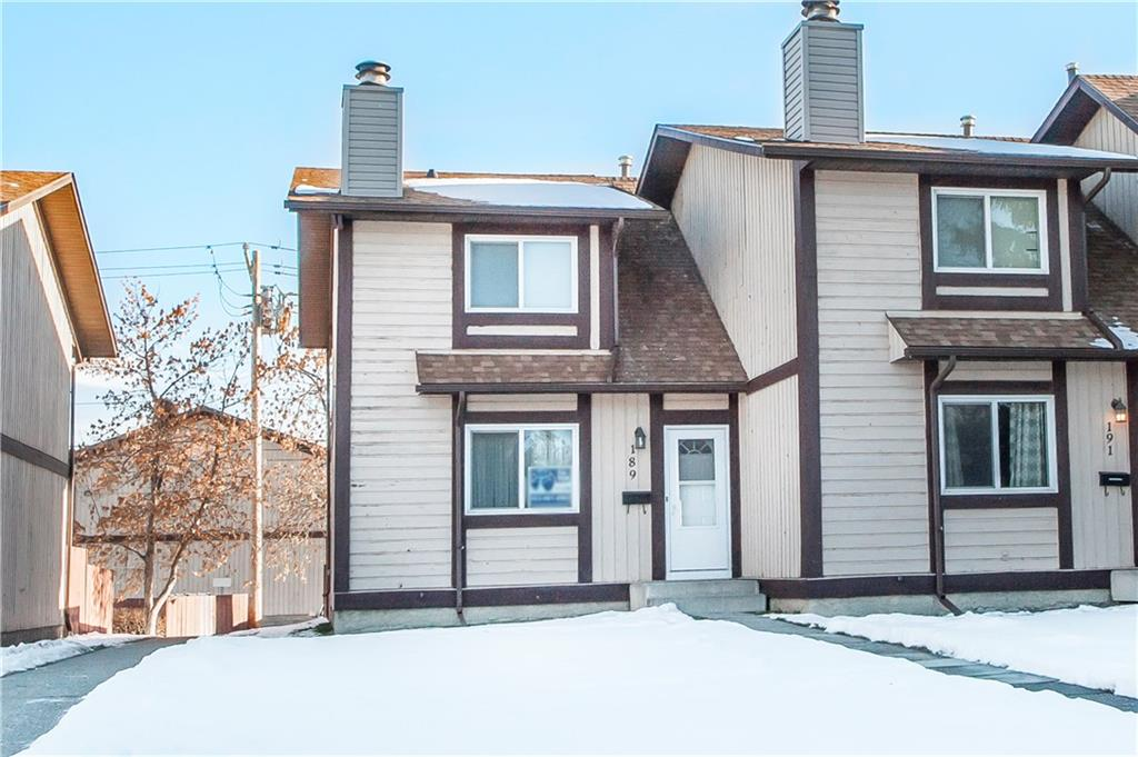 MLS® #C4217659 - 189 Templehill DR Ne in Temple Calgary, Attached Open Houses
