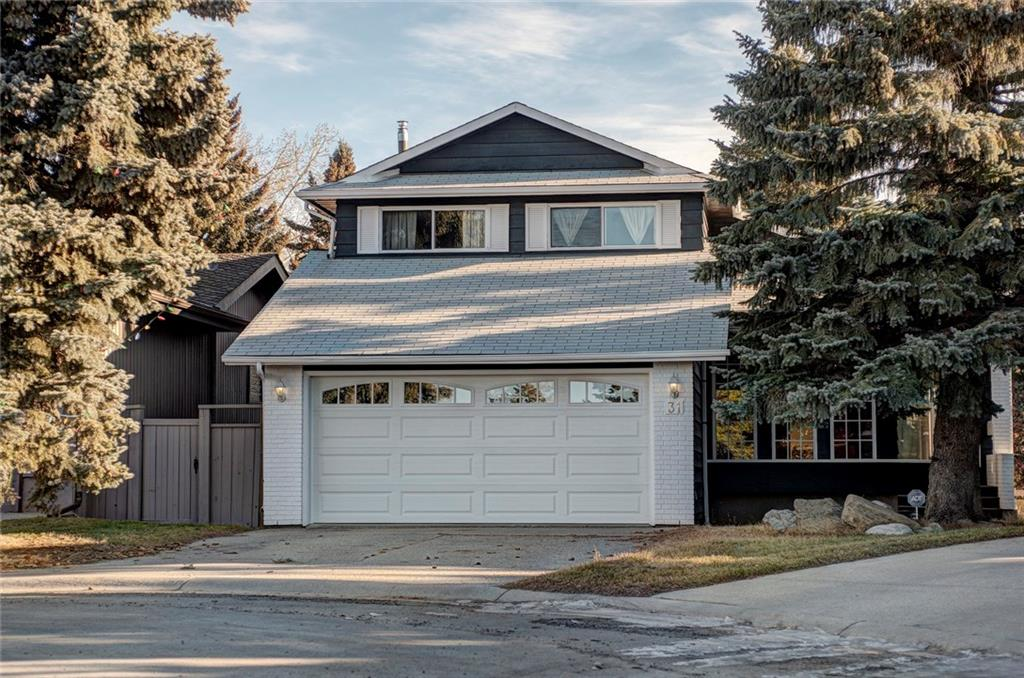 MLS® #C4218254 - 31 Coach Ridge PL Sw in Coach Hill Calgary, Detached Open Houses