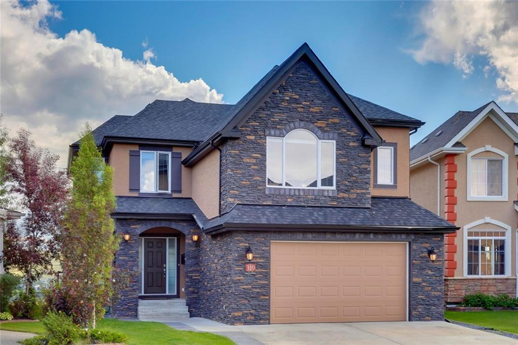 MLS® #C4218531 - 319 Tuscany Estates Ri Nw in Tuscany Calgary, Detached Open Houses