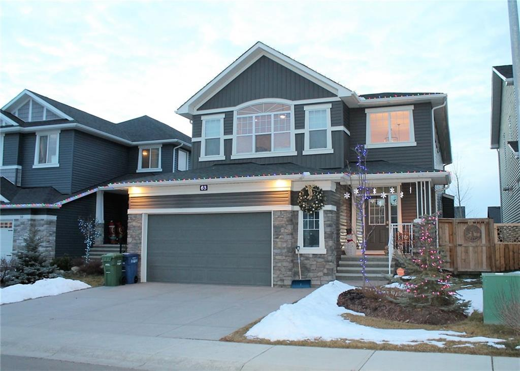 MLS® #C4218649 - 63 Ravenscroft CL Se in Ravenswood Airdrie, Detached Open Houses
