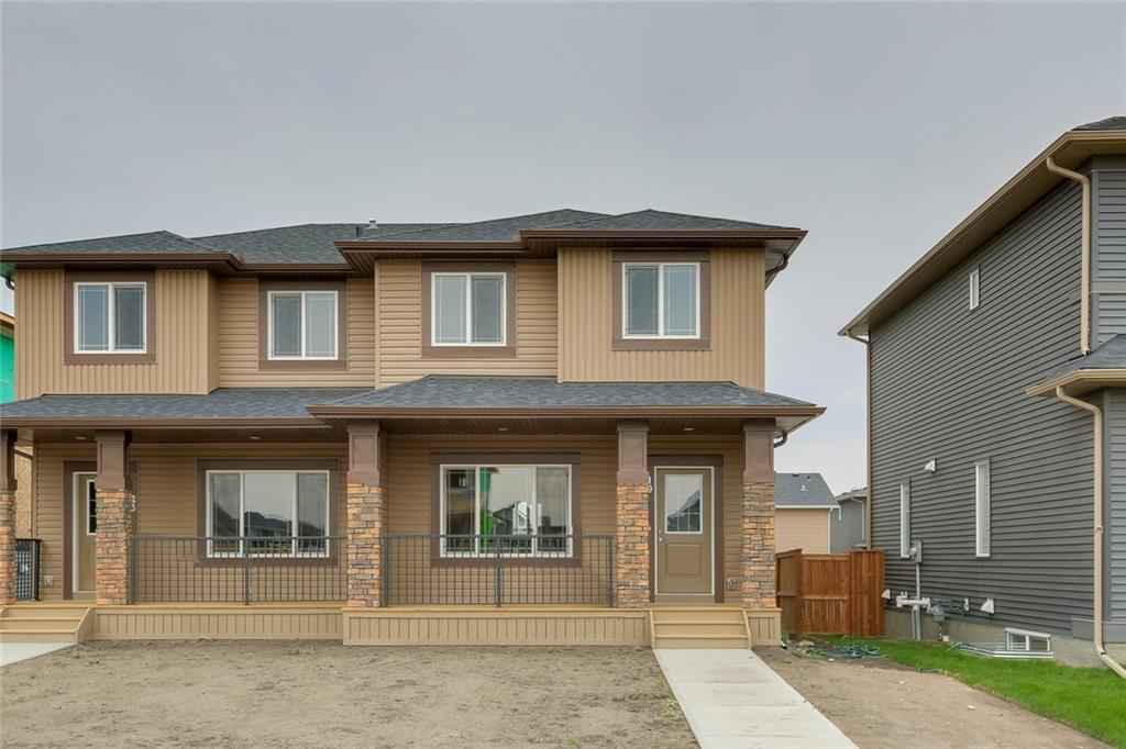 MLS® #C4218766 - 19 Ravenstern Pt in Ravenswood Airdrie, Attached Open Houses