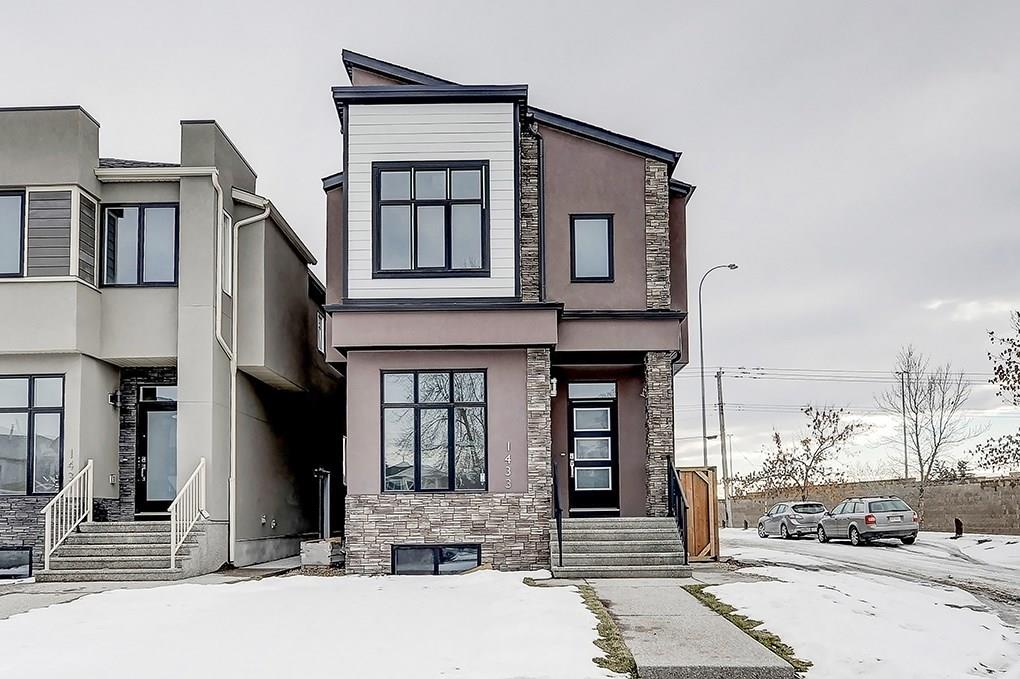 MLS® #C4218838 - 1433 18 AV Nw in Capitol Hill Calgary, Detached Open Houses