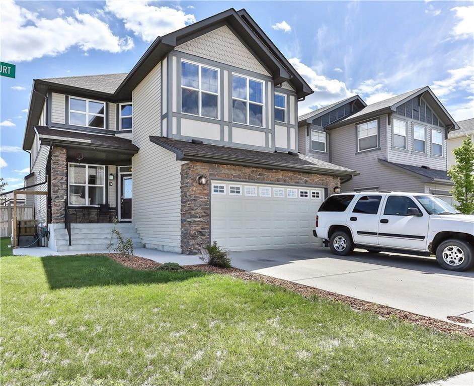 MLS® #C4218979 - 3 Baywater Co Sw in Bayside Airdrie, Detached Open Houses