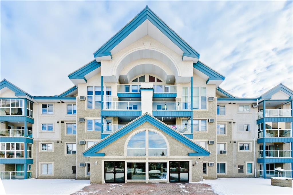 MLS® #C4219009 - #135 7229 Sierra Morena Bv Sw in Signal Hill Calgary, Apartment Open Houses