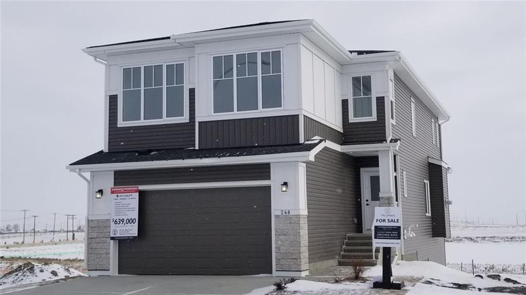 MLS® #C4219269 - 248 Corner Meadows Mr Ne in Cornerstone Calgary, Detached Open Houses