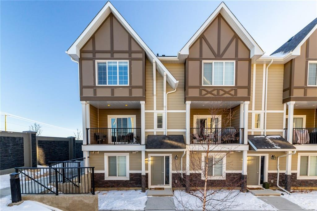 MLS® #C4219609 - 210 Nolanlake VI Nw in Nolan Hill Calgary, Attached Open Houses