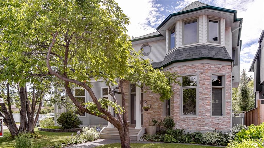MLS® #C4219766 - 1201 21 AV Nw in Capitol Hill Calgary, Attached Open Houses