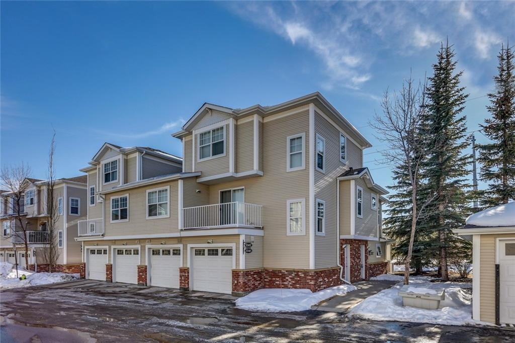 MLS® #C4219884 - #3502 7171 Coach Hill RD Sw in Coach Hill Calgary, Attached Open Houses