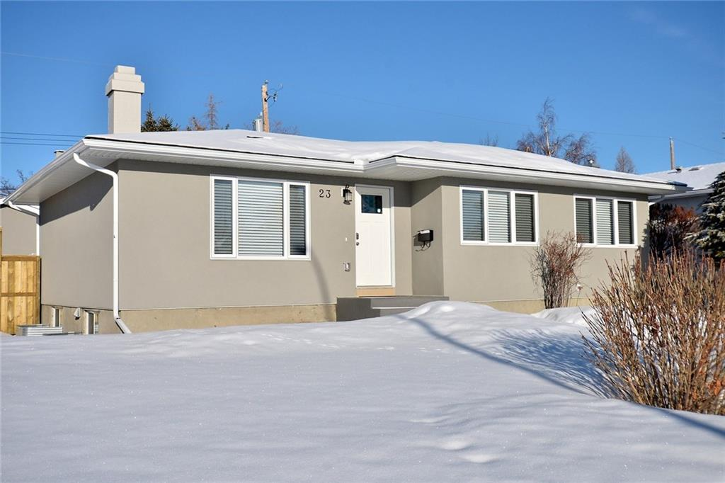 MLS® #C4219896 - 23 Westover DR Sw in Westgate Calgary, Detached Open Houses