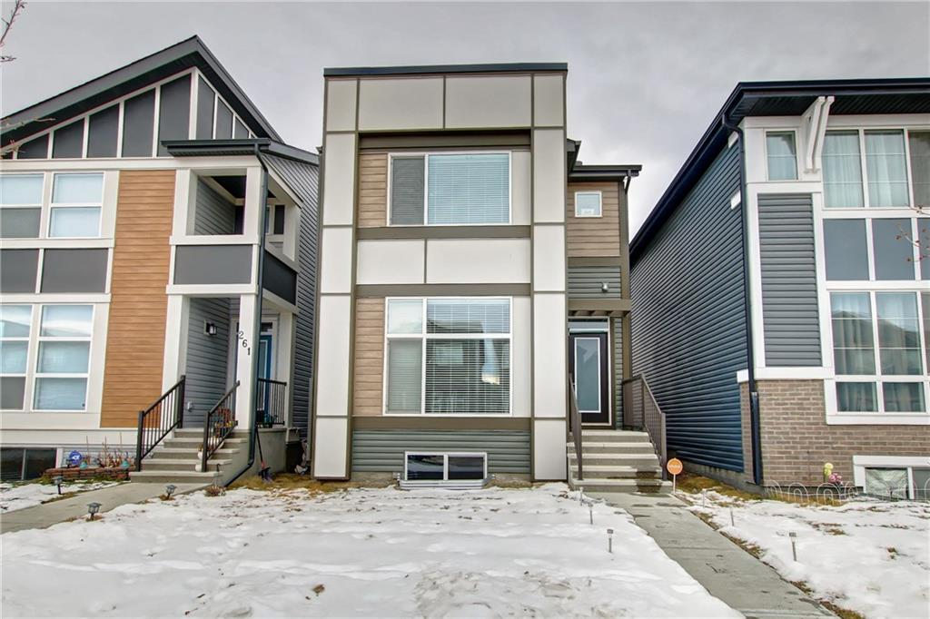 MLS® #C4220003 - 265 Cornerstone Ps Ne in Cornerstone Calgary, Detached Open Houses