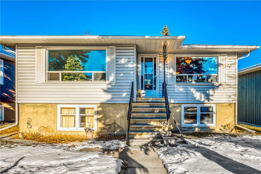MLS® #C4220213 - 1342 Colgrove AV Ne in Renfrew Calgary, Detached Open Houses
