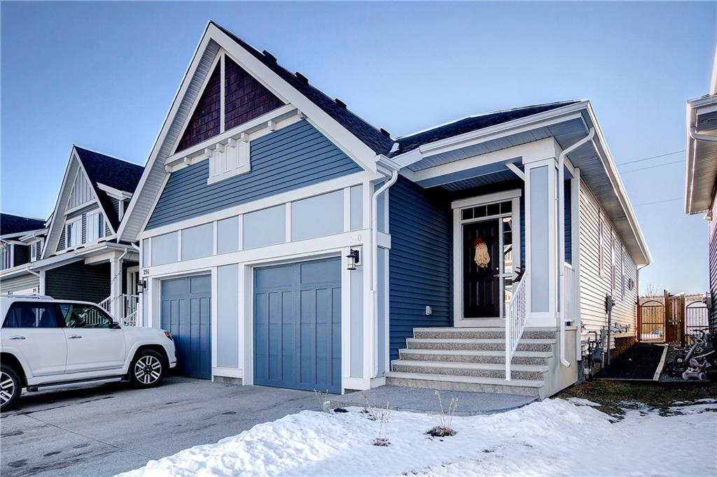 MLS® #C4220218 - 290 River Heights Cr in River Song Cochrane, Attached Open Houses