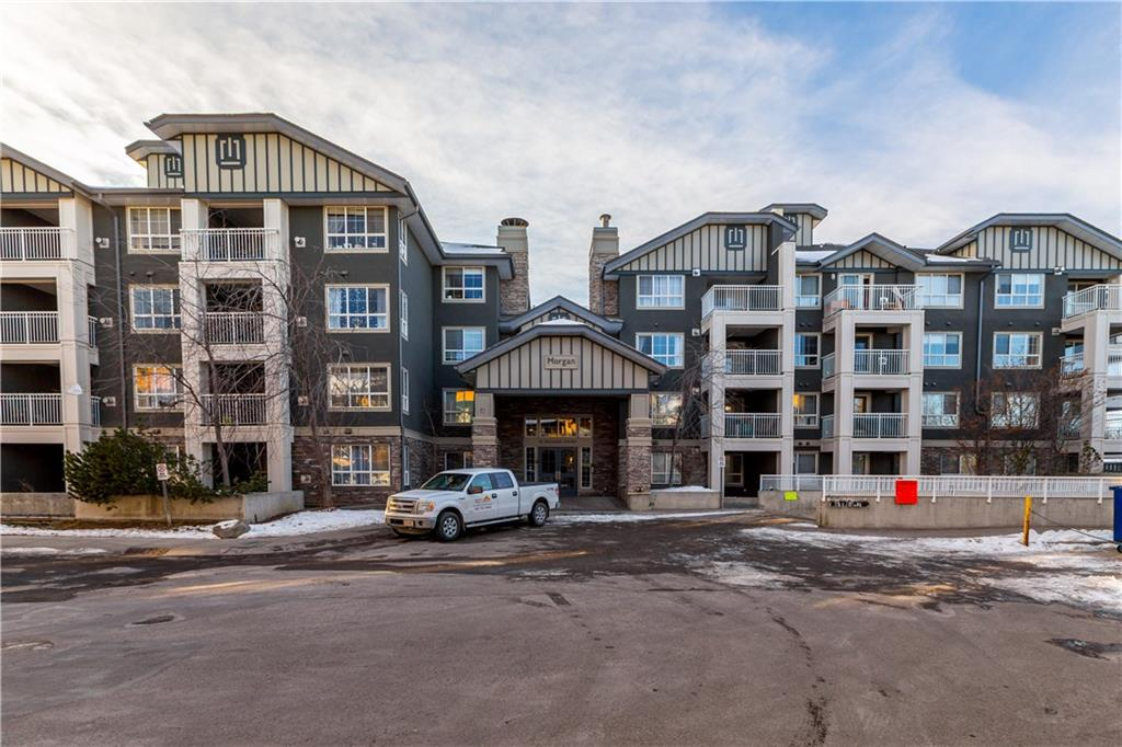 MLS® #C4220259 - #303 35 Richard Co Sw in Lincoln Park Calgary, Apartment Open Houses