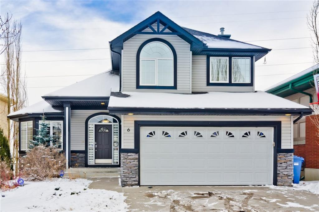 MLS® #C4220730 - 6 Valley Creek RD Nw in Valley Ridge Calgary, Detached Open Houses